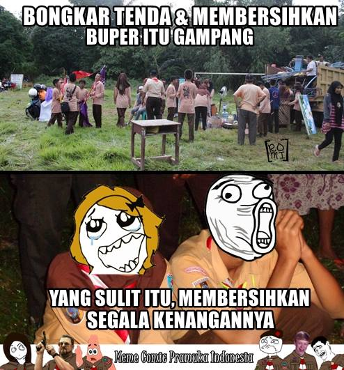 Seksual Pramuka Indonesian Blogger Scout Movement